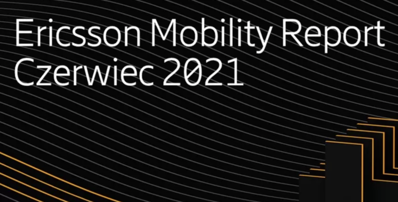 Liczba abonentów 5G przekroczy pół miliarda do końca roku 2021 – Ericsson Mobility Report