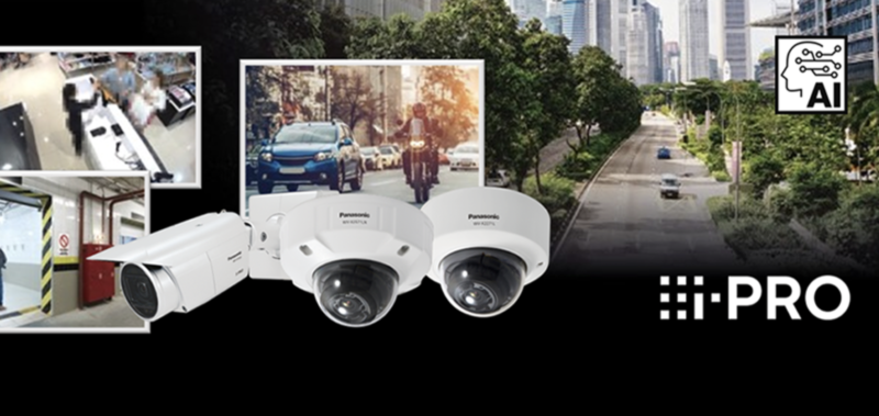 Nowy otwarty system I-PRO MULTI-AI od Panasonic