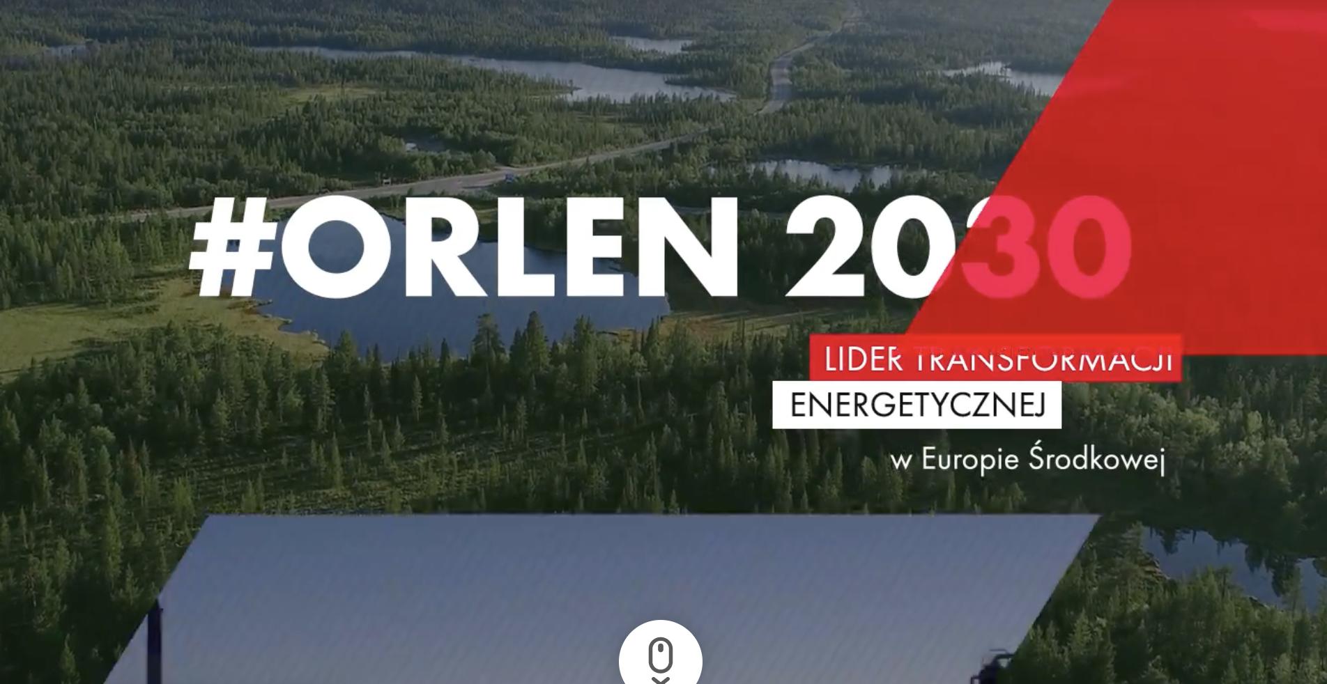 Raport Zintegrowany Grupy ORLEN 2020
