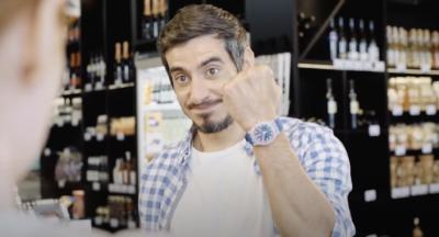 Klienci Banku BNP Paribas zapłacą zegarkiem Swatch