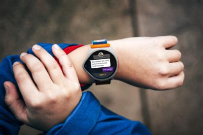 ViacomCBS: Smartwatch dla rodzin z dziećmi NickWatch od Nickelodeon