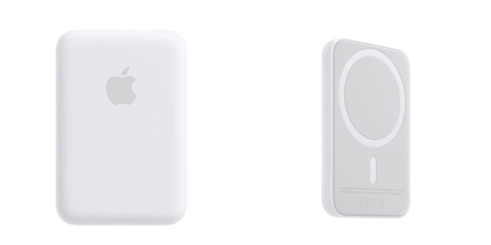 Firma Apple zaprezentowała zewnętrzną baterię MagSafe dla iPhone