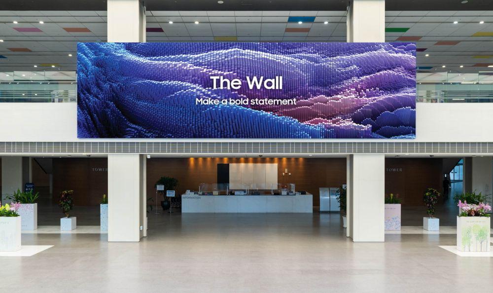 """Samsung The Wall o przekątnej 1000"""" trafia do globalnej sprzedaży"""