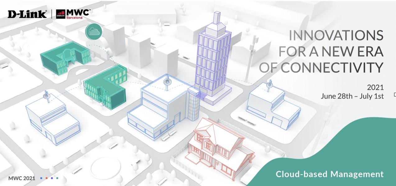 Łatwe zarządzanie skalowalnością – Nuclias Cloud D‑Linka zwiększa pro‑duktywność przedsiębiorstw