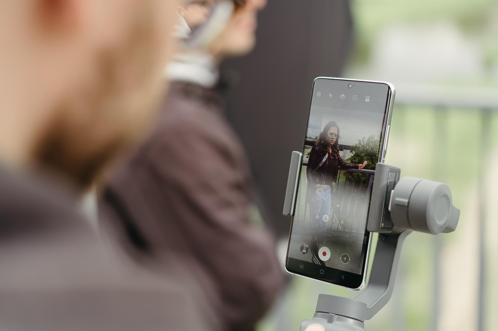 Filmy uczestników 8 edycji konkursu PYD nakręcone Galaxy S21 Ultra 5G