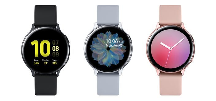 350 PLN za zakup Galaxy Watch Active2