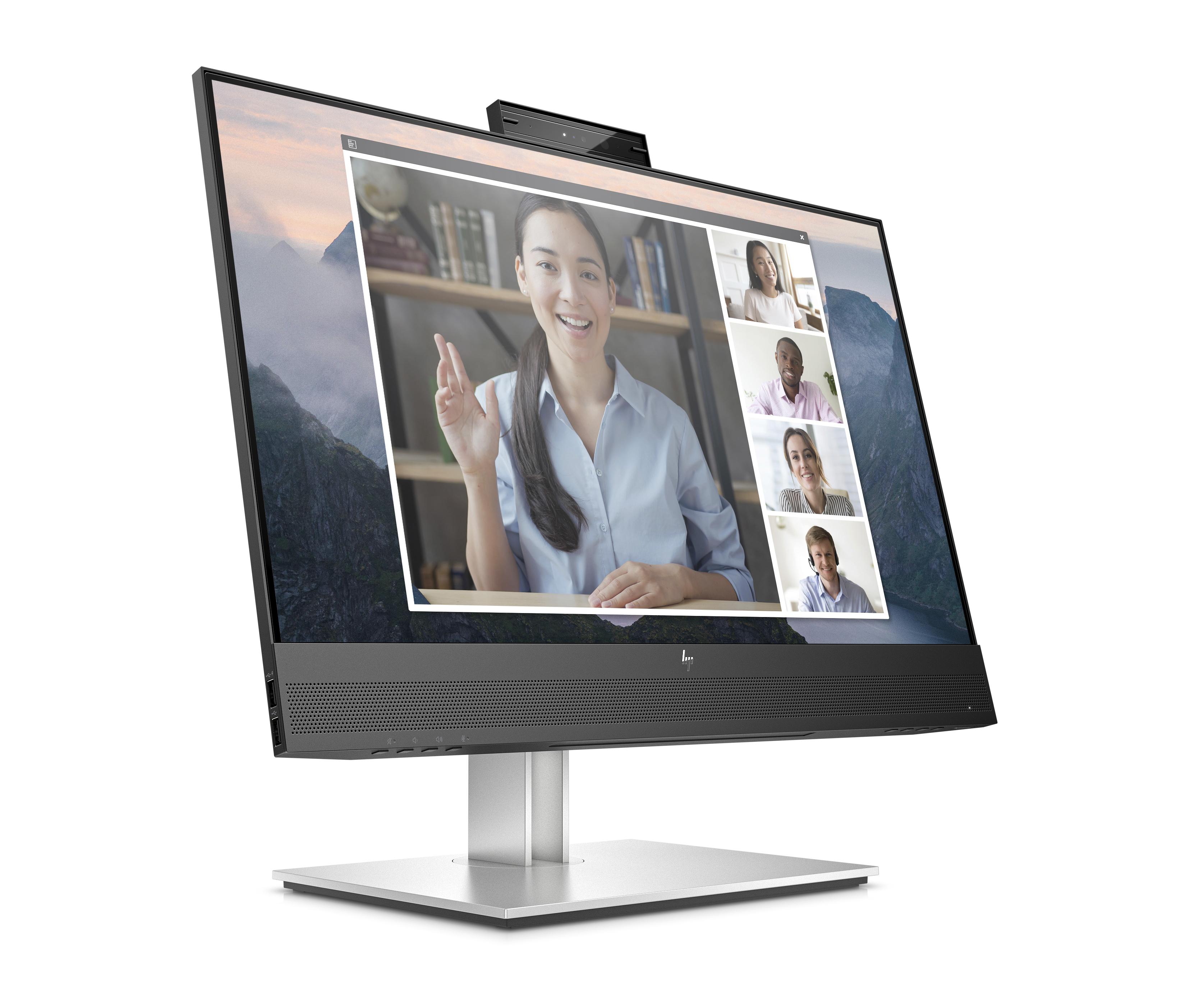 HP prezentuje nowe monitory – idealne zarówno do pracy, nauki, jak i rozrywki