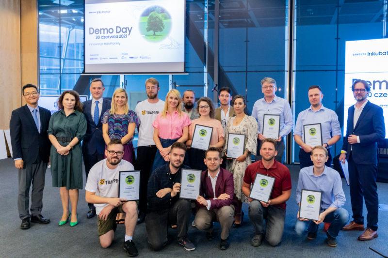 Polskie startupy, które stawiają na zrównoważony rozwój – podsumowanie programu Samsung Inkubator