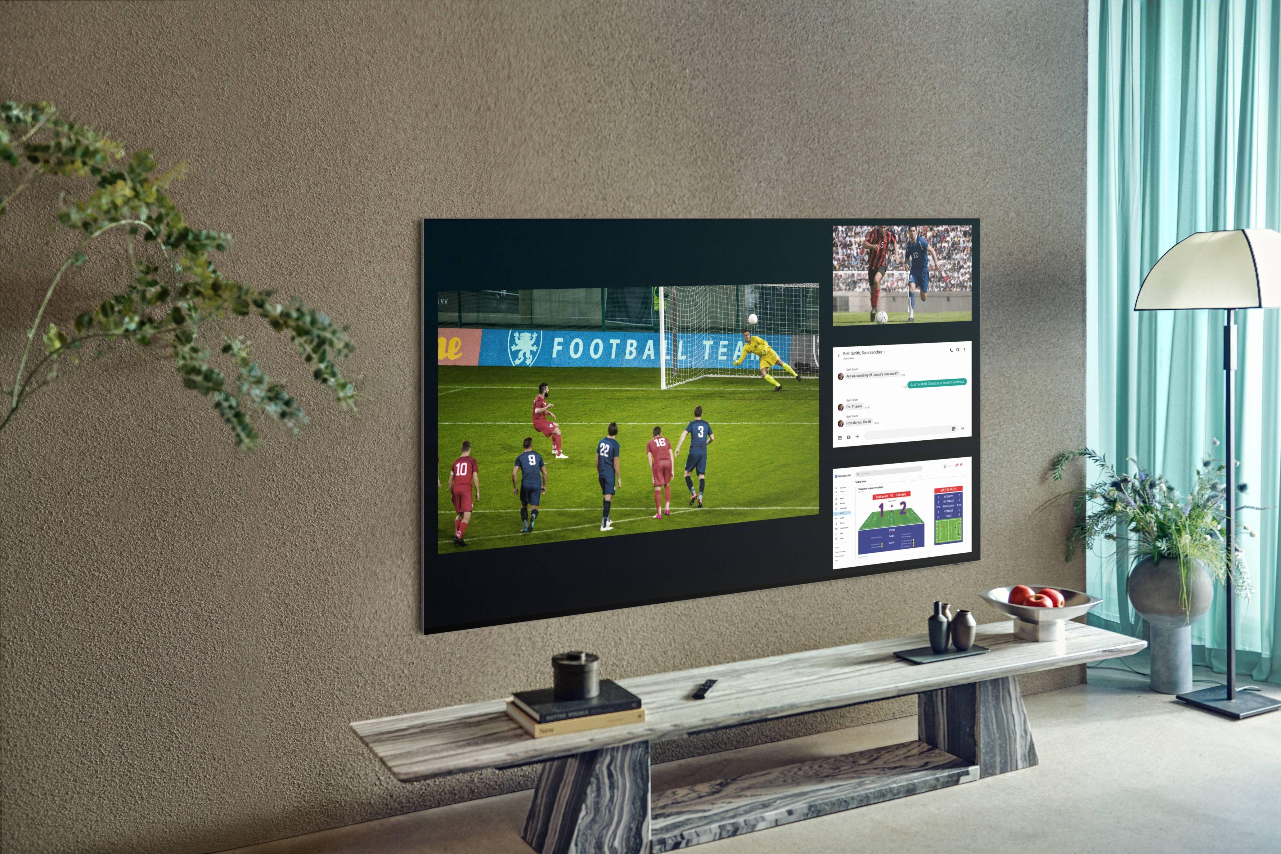 TIZEN na Samsung Smart TV w liczbach