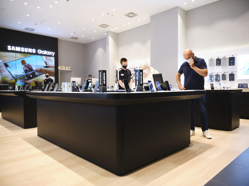 Samsung Brand Store Kraków Bonarka 3
