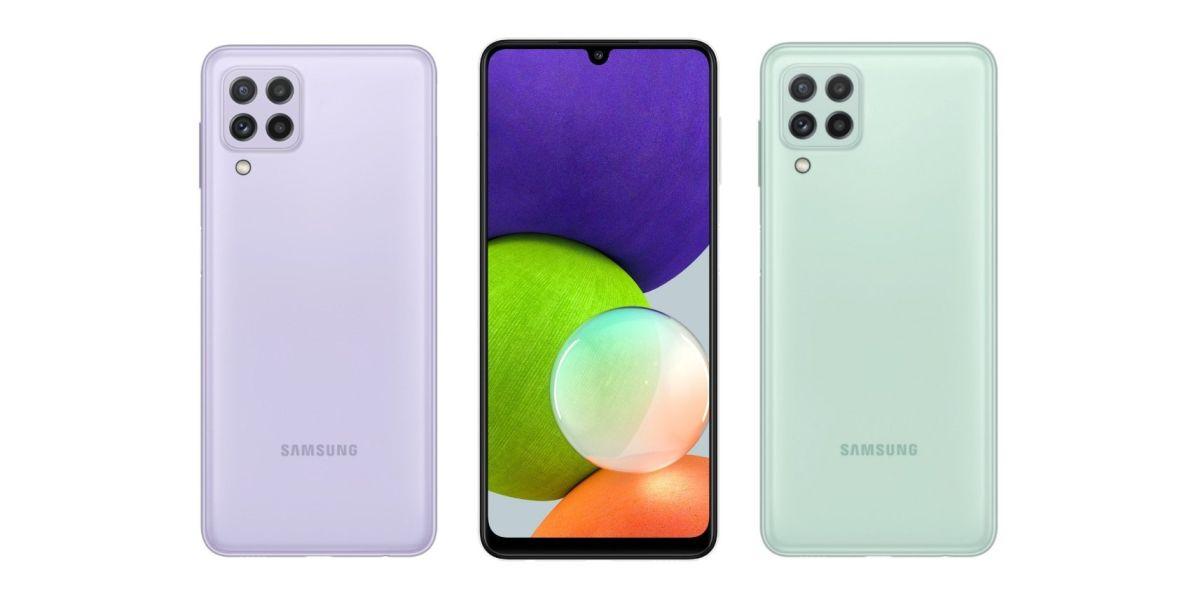 Znamy już cenę nowego Samsunga Galaxy M22