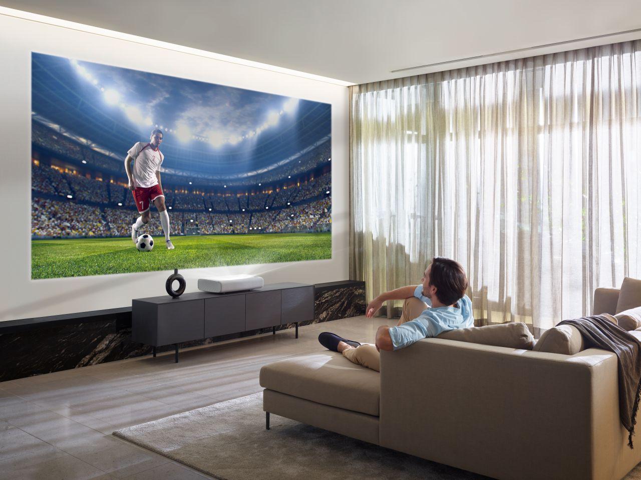 Laserowe projektory Samsung The Premiere debiutują w Polsce