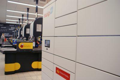 Poczta Polska rozwija współpracę ze spółką z branży retail