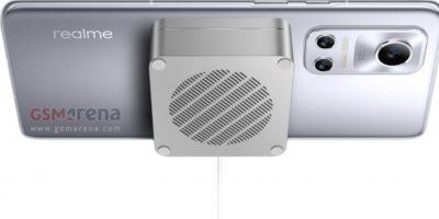 Firma Realme zaprezentowała bezprzewodową ładowarkę magnetyczną