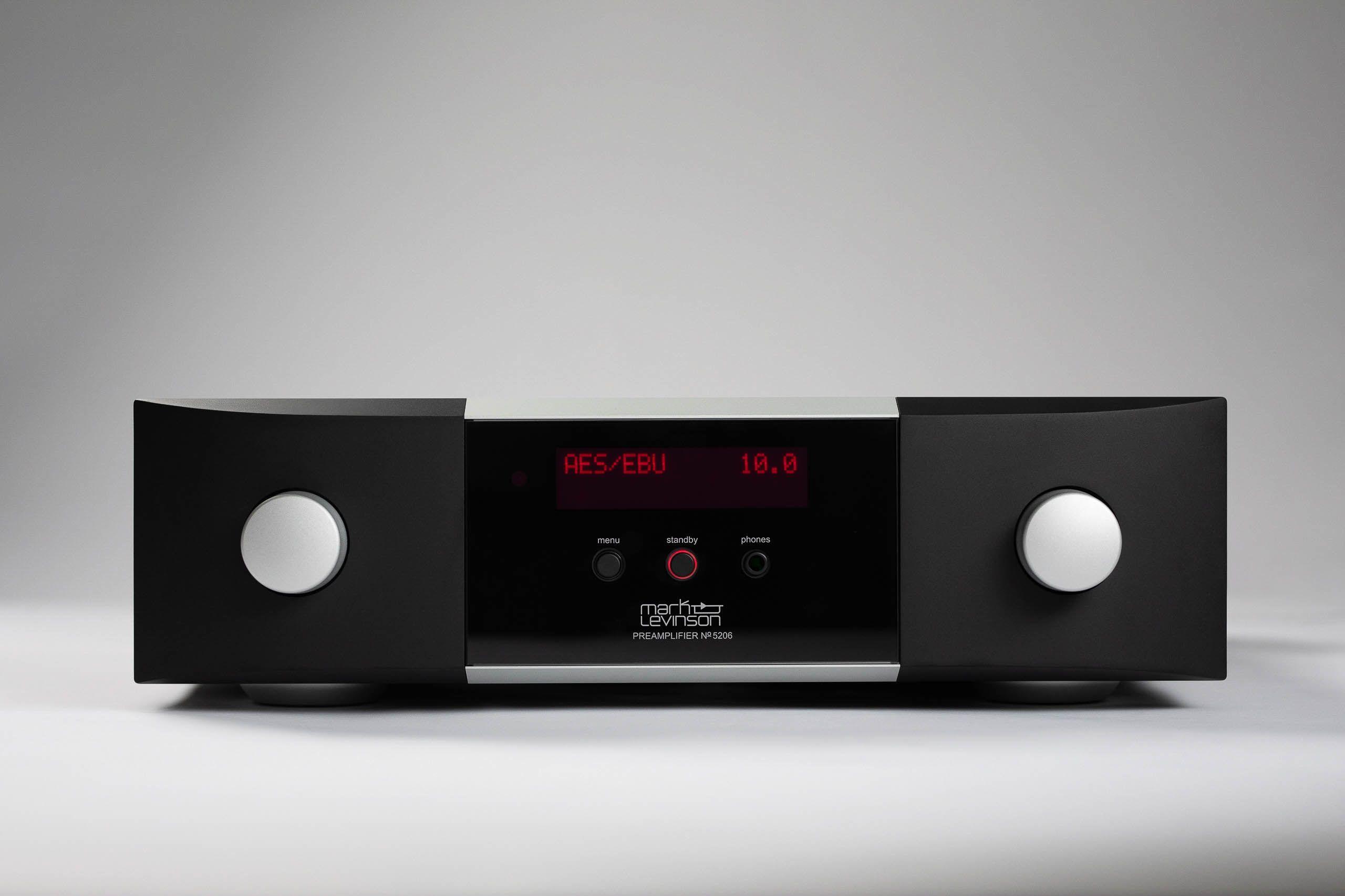 Mark Levinson No 5206 & No 5302 – znamienita para z kategorii luxury audio