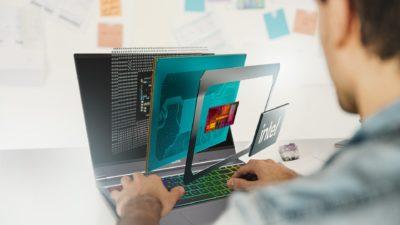 V15 nowymi procesorami - HyperBook