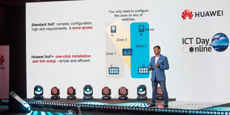 Huawei ICT Day 2021: technologie w miastach, szkołach i biznesie