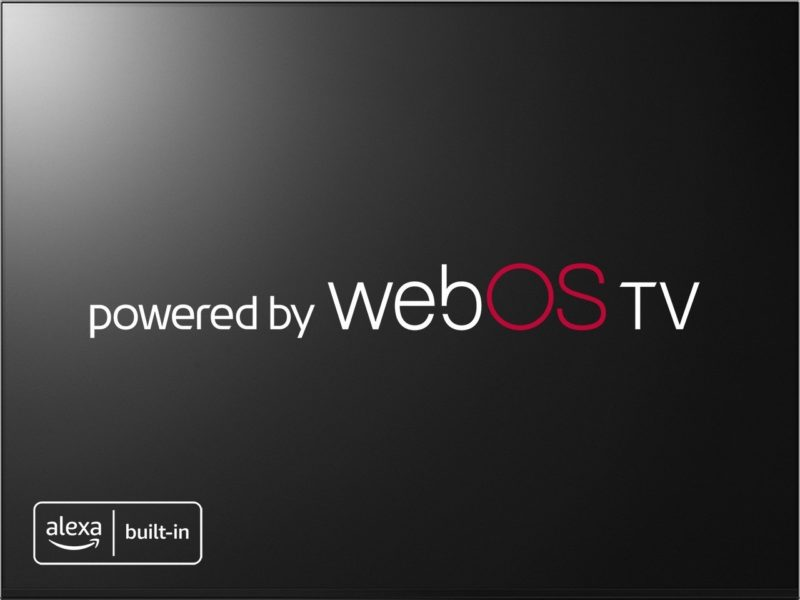 Usługa Amazon Alexa zostanie udostępniona w telewizorach niezależnych producentów, które są wyposażone w system LG webOS