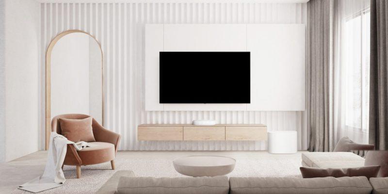 Najbardziej kompaktowy soundbar firmy LG wypełni dźwiękiem całe wnętrze