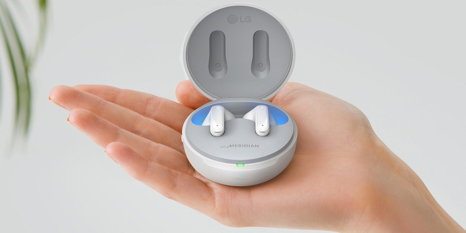 Nowe słuchawski z linii LG TONE Free gwarantują wyższą jakość dźwięku i komfort użytkowania