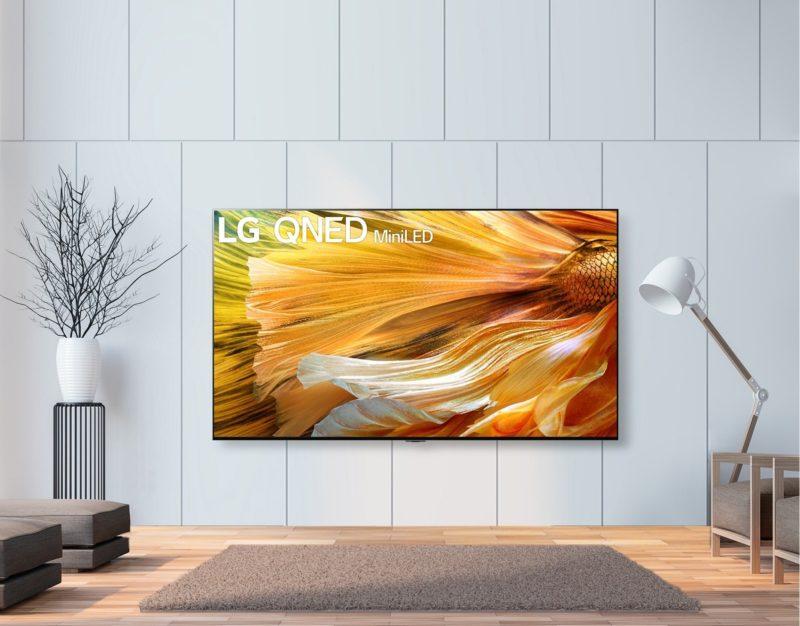 Ruszyła przedsprzedaż premierowych telewizorów LG QNED MiniLED – Nowa jakość obrazu na ekranie LCD