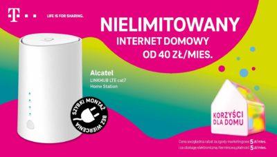 Startuje nowa odsłona nielimitowanego internetu domowego w T-Mobile