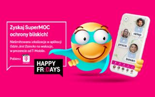 """Bezpłatny 30-dniowy dostęp do usługi """"Gdzie Jest Dziecko"""" od T-Mobile"""