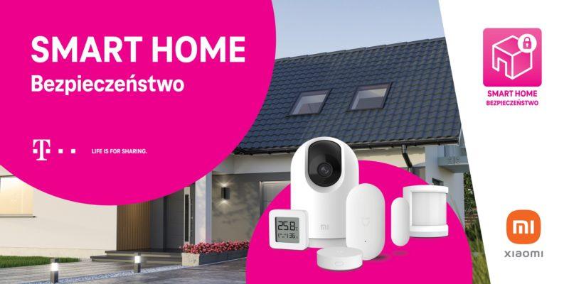 zestaw smart home t mobile i xiaomi bezpieczenstwo v1