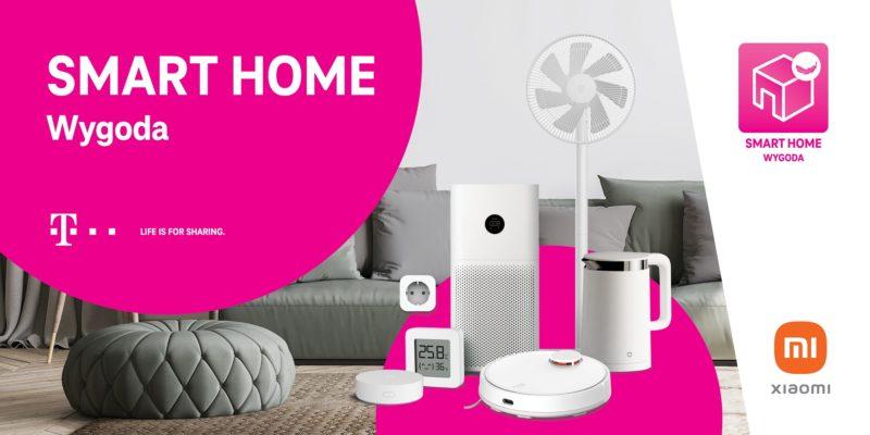 zestaw smart home t mobile i xiaomi wygoda