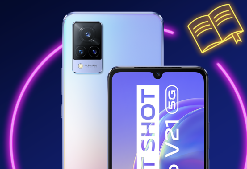 Smartfony vivo V21 5G i Y72 5G w niższych cenach