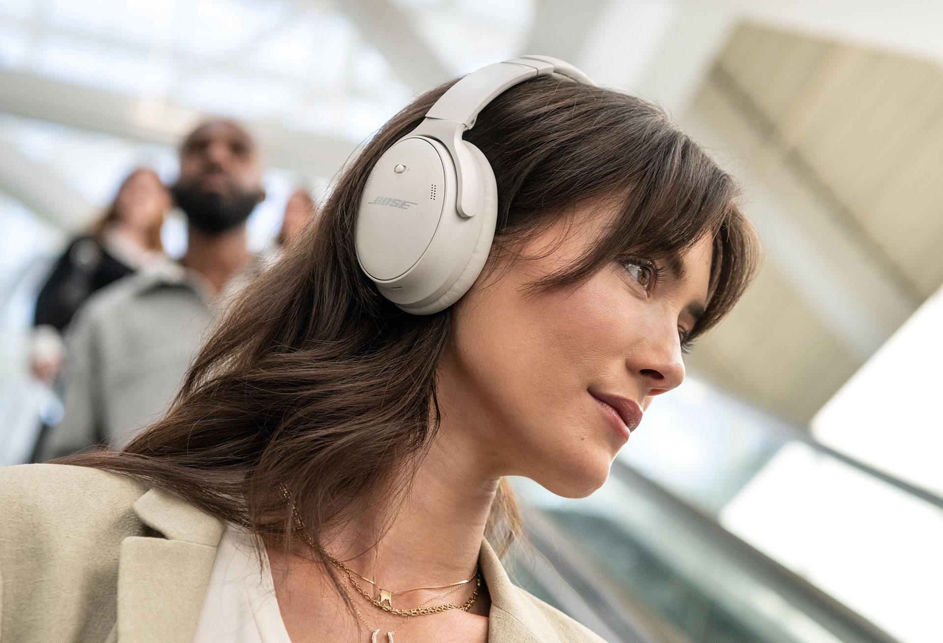 Bose przedstawia Nowe Bose QuietComfort® 45