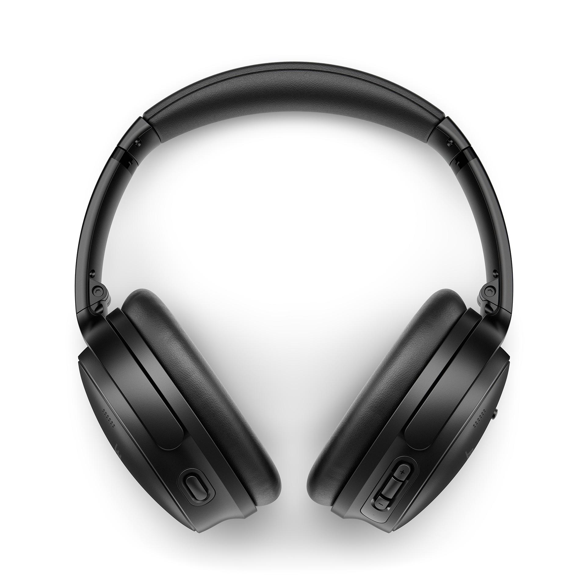 Bose QC45 Triple Black Front