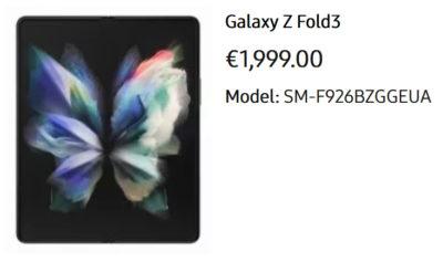 Będzie drogo – znamy ceny nowych flagowców Samsunga