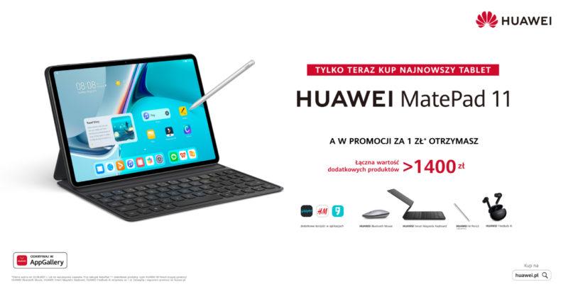 MatePad 11 promocja 1