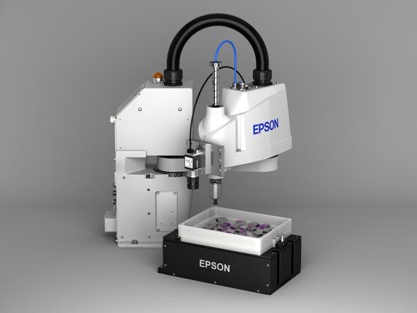 Firmy Epson i Economa oferują nowe rozwiązanie, które w praktyczny sposób zwiększa bezpieczeństwo wspólnej pracy ludzi i robotów