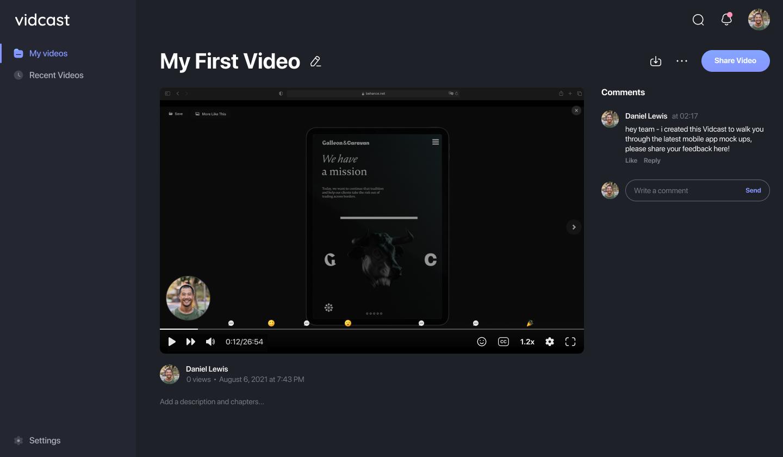 Cisco prezentuje Vidcast – narzędzie do nagrywania wiadomości wideo