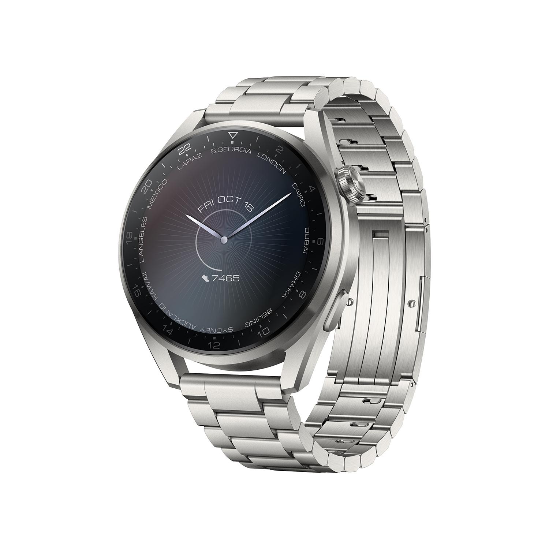 """Huawei Watch 3 Pro okrzyknięty """"Najlepszym Smartwatchem 2021-2022"""" według EISA"""
