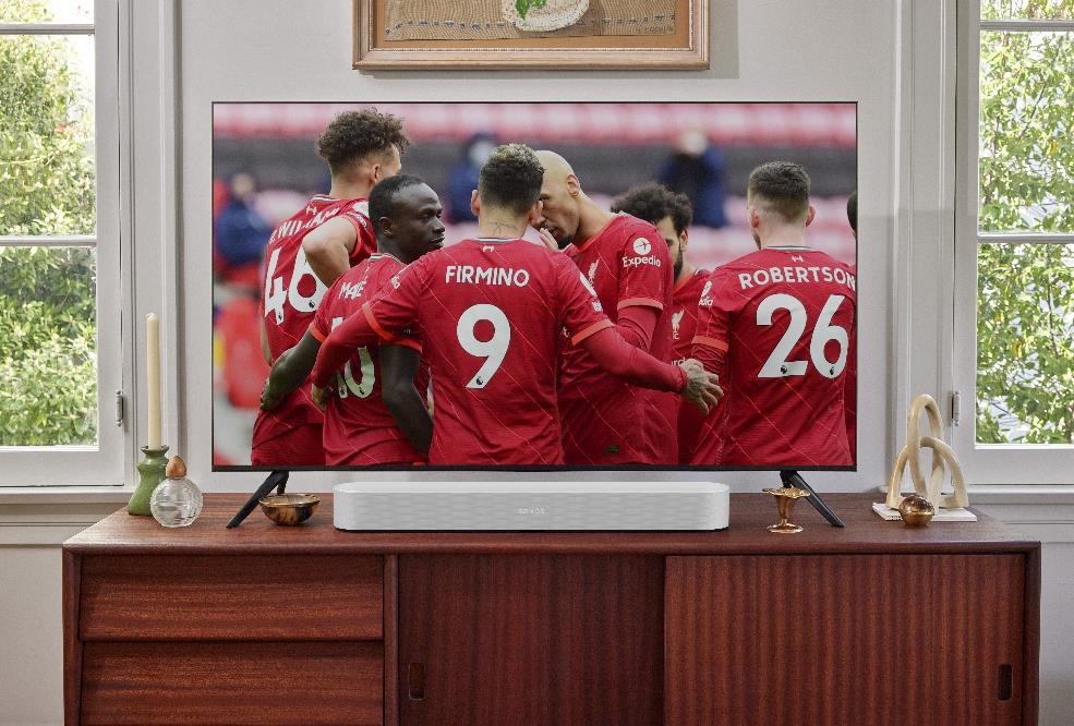 Sonos oficjalnym partnerem dźwiękowym klubu Liverpool FC