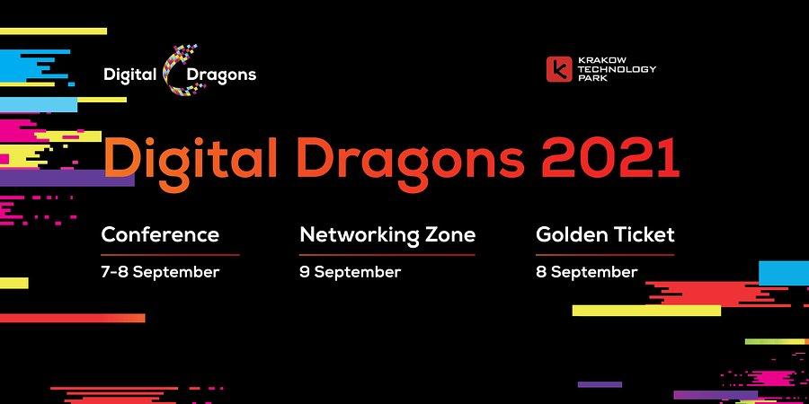 Już możesz się zarejestrować za darmo lub kupić bilet na Digital Dragons