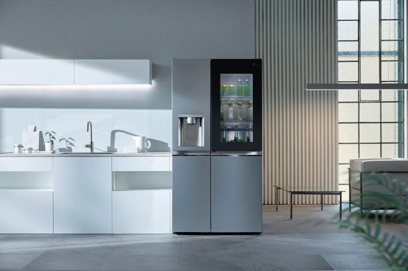 LG wprowadza nowe lodówki InstaView – komfort użytkowania na najwyższym poziomie