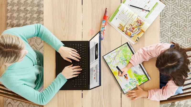 Kreatywność bez ograniczeń – LG gram 2w1 z 14-calowym ekranem dotykowym i trybem tabletu już w sprzedaży