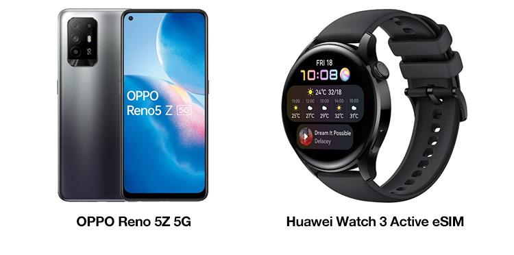 Oferta tygodnia – smartfon OPPO i Huawei Watch