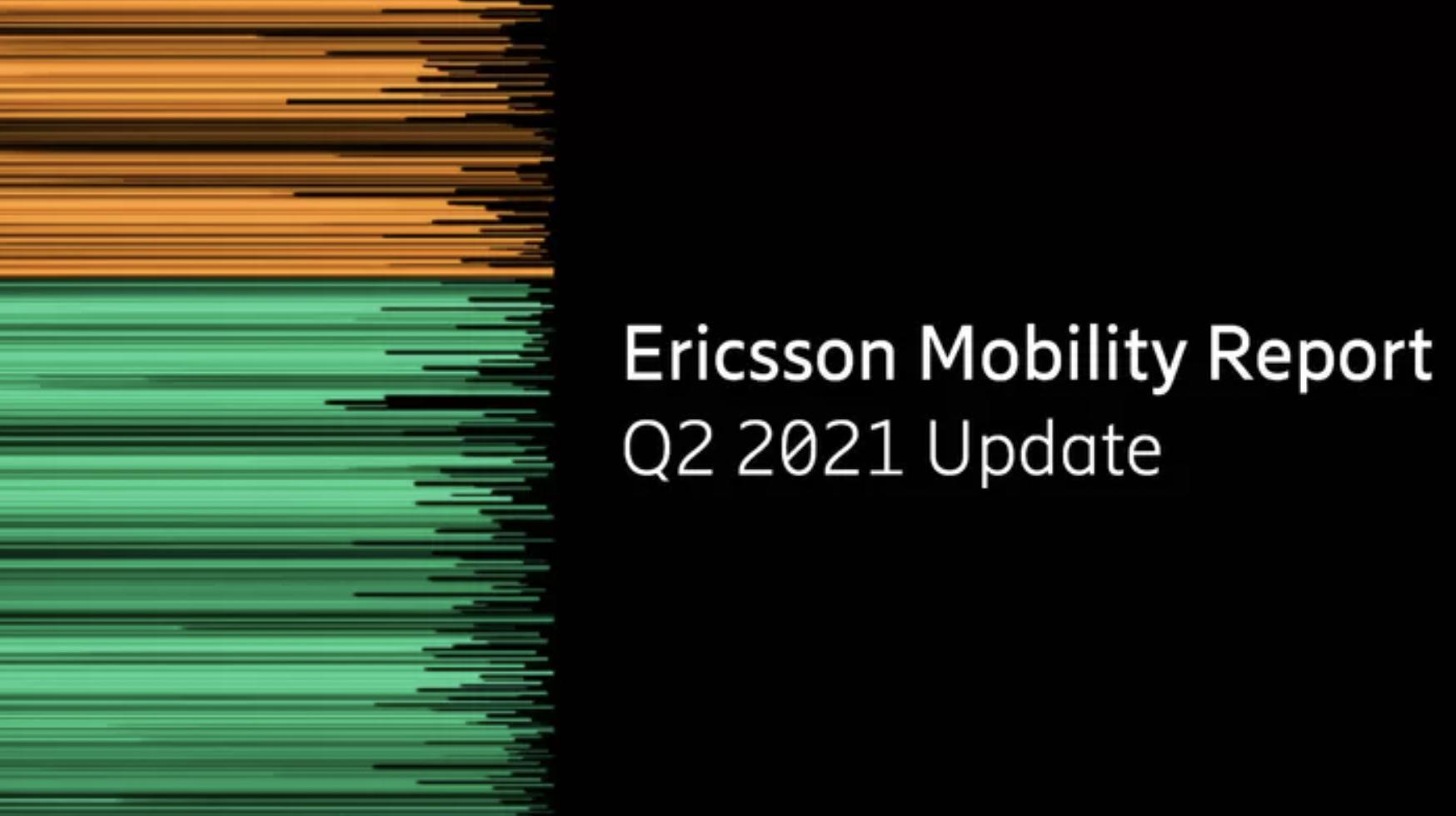 Ericsson Mobility Report: 5G wyprzedza 4G pod względem liczby nowych abonamentów