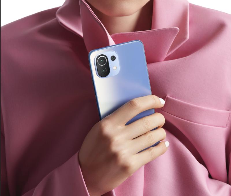 Xiaomi 11 Lite 5G NE –ikona stylu i najlżejszy smartfon z 5G
