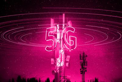 Blisko 230 nowych stacji 5G uruchomił T-Mobile w ciągu ostatnich dwóch tygodni