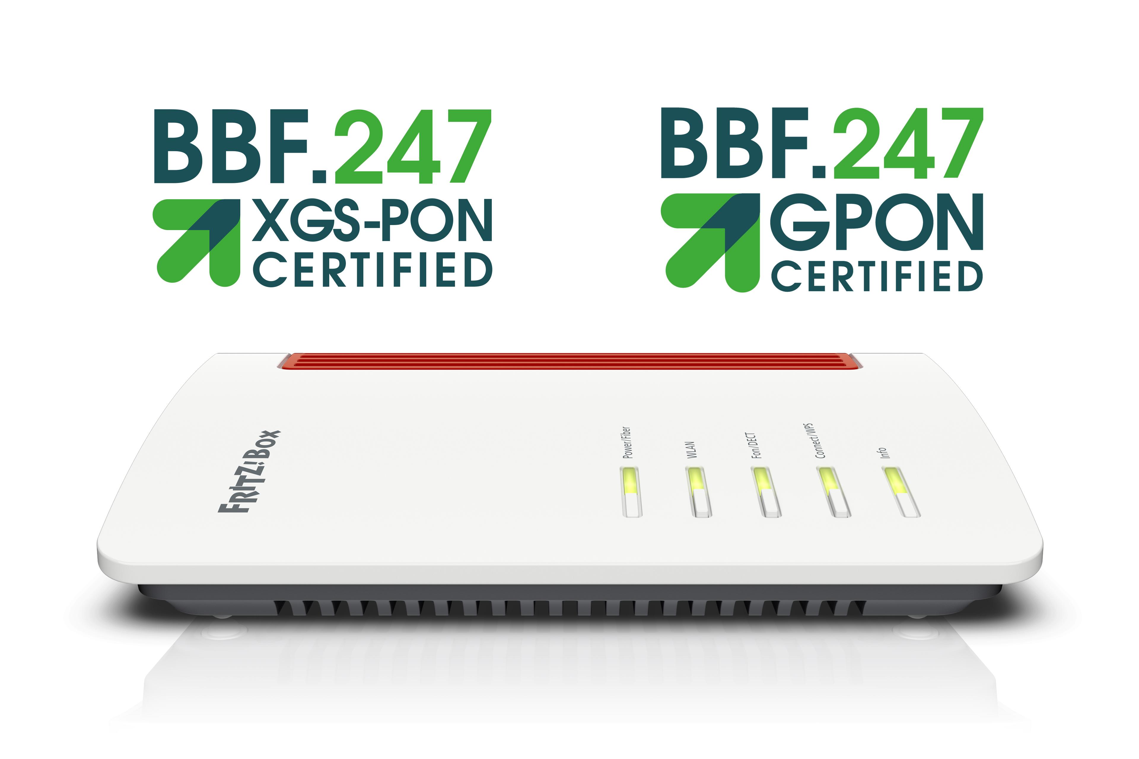 Nowy FRITZ!Box 5530 Fiber: jeden router dla wszystkich łączy światłowodowych. Wi-Fi 6 i 2,5 gigabitowa sieć LAN