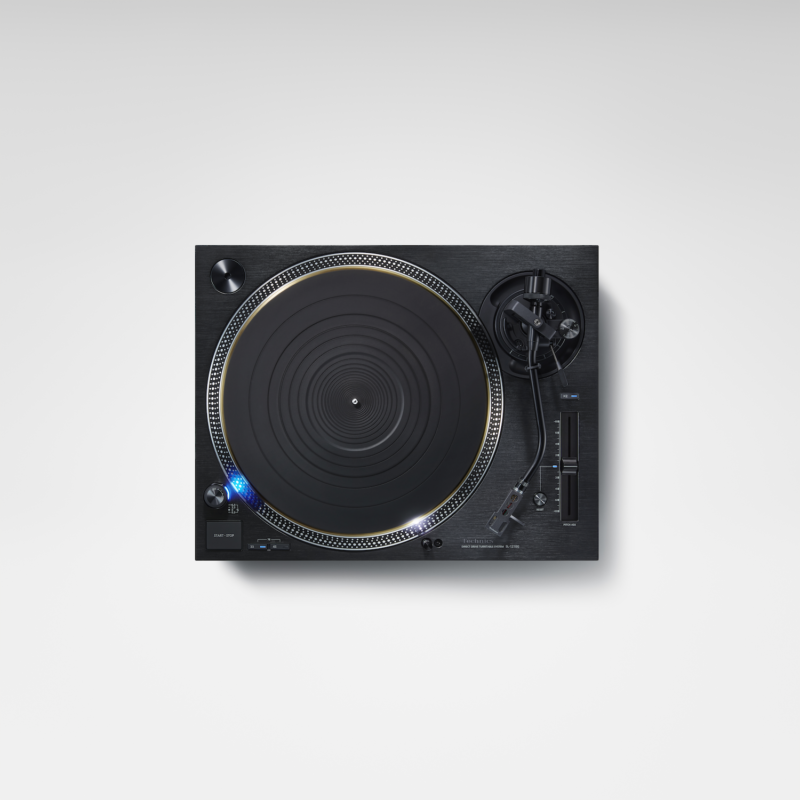 Direct Drive Turntable System SL 1210G 03