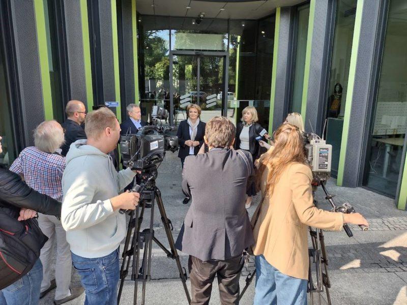 Ericsson UM Łódź konferencja