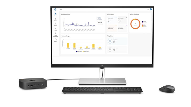 HP Cloud Endpoint Manager 1