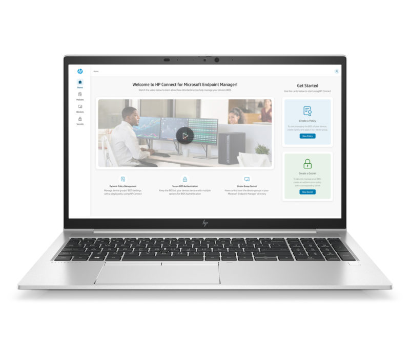 HP Connect for Microsoft Endpoint Manager 1